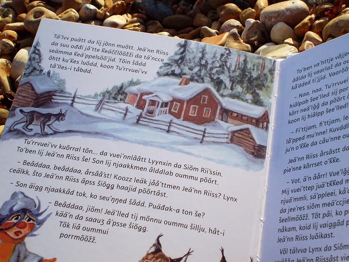 Sámi kids' books 2