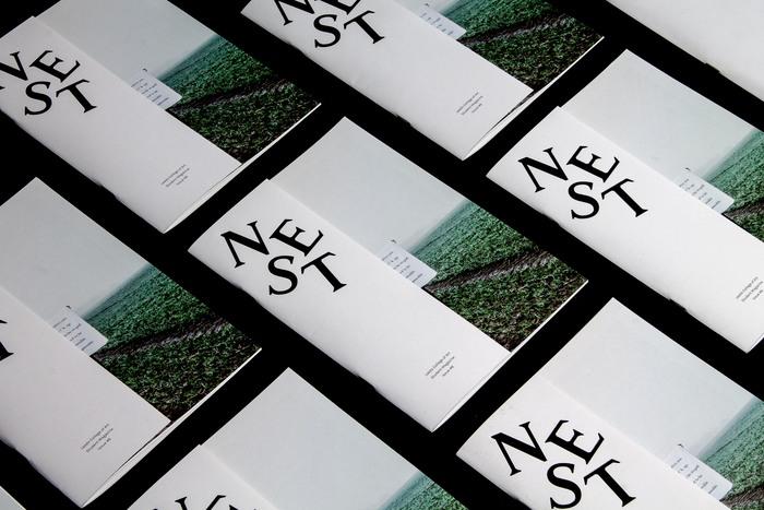 NEST – Leeds College of Art Student's Magazine 2