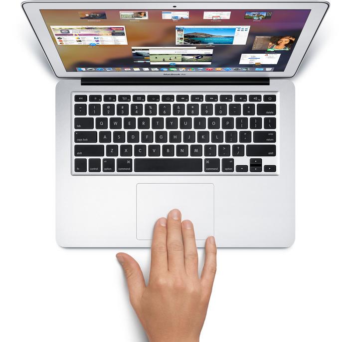 MacBook Air, 2014 edition.