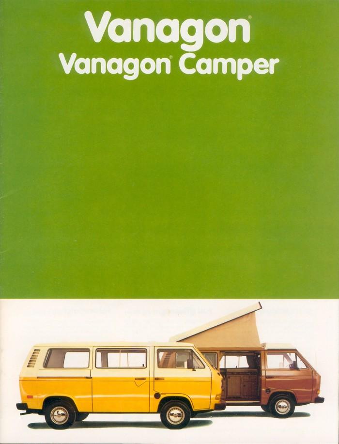 1980 Vanagon brochure 1