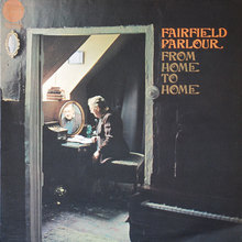 Fairfield Parlour – <cite>From Home To Home</cite> album art