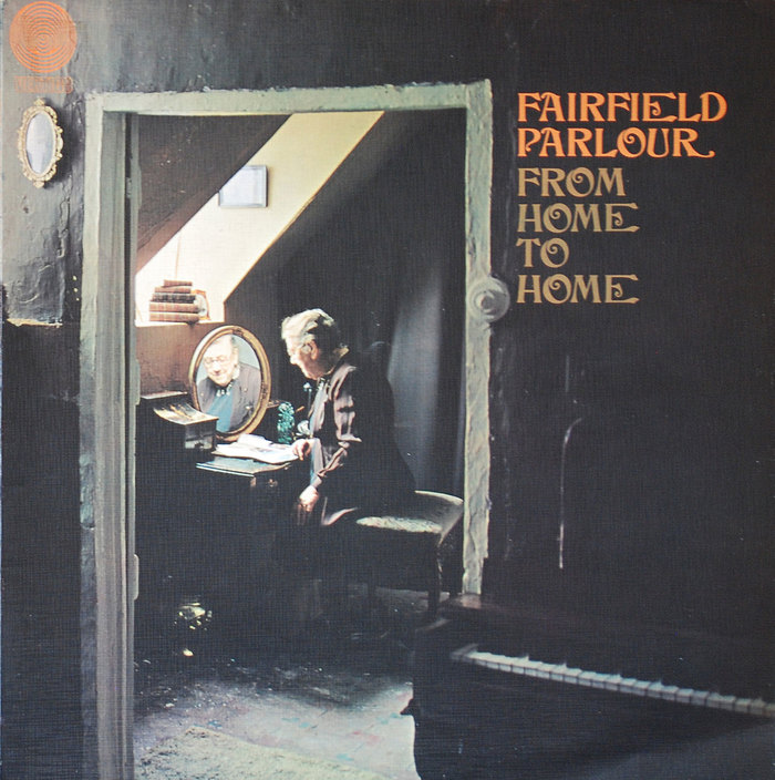 Fairfield Parlour – From Home To Home album art