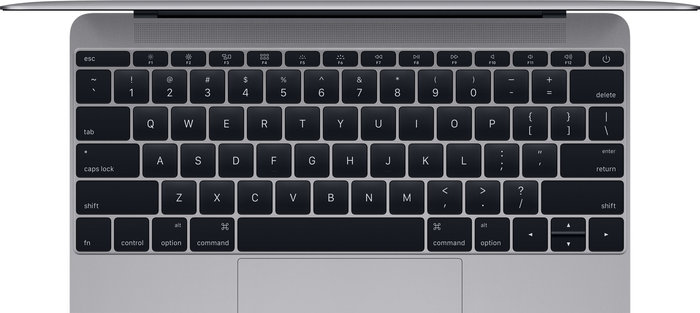 Apple MacBook Keyboard 2015 1