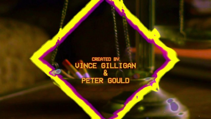 Better Call Saul logo and opening titles 7