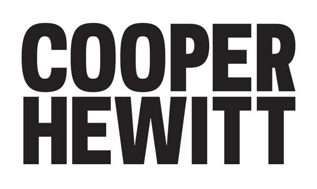 Cooper Hewitt (2014) branding, wayfinding, website 4