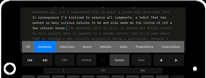 iA Writer Pro 4
