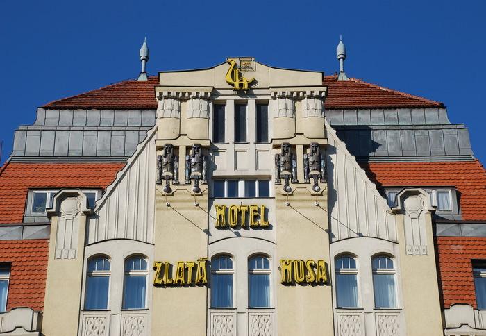 Hotel Zlatá Husa 1
