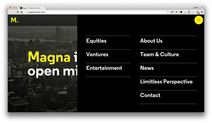 Magna Invests 1