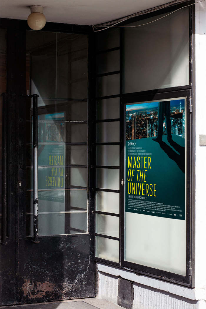 Master of the Universe movie poster 1