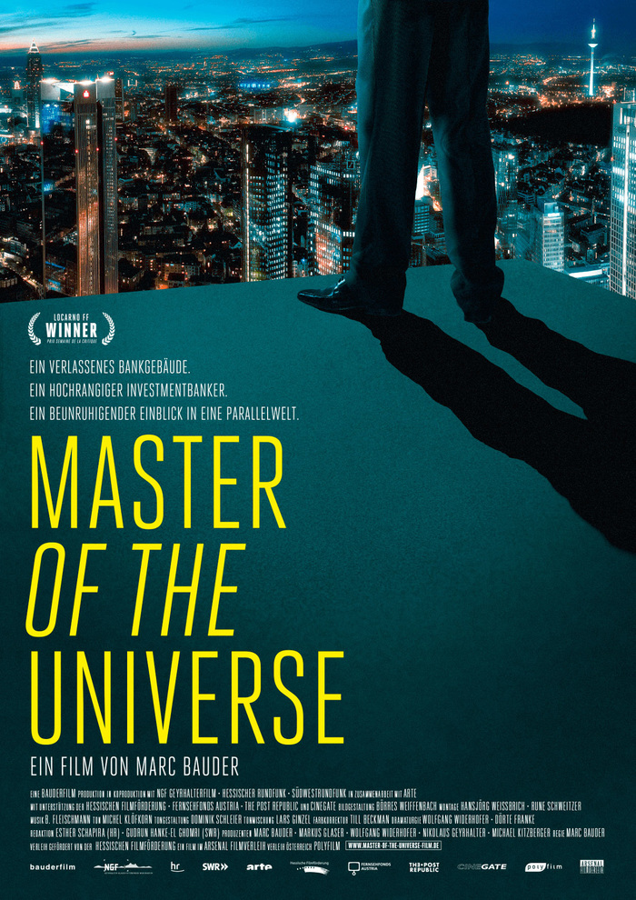 Master of the Universe movie poster 2