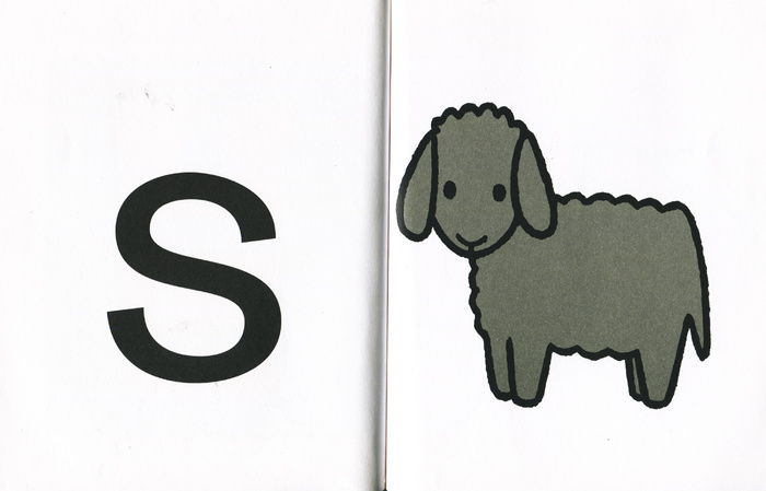 s is for schaap