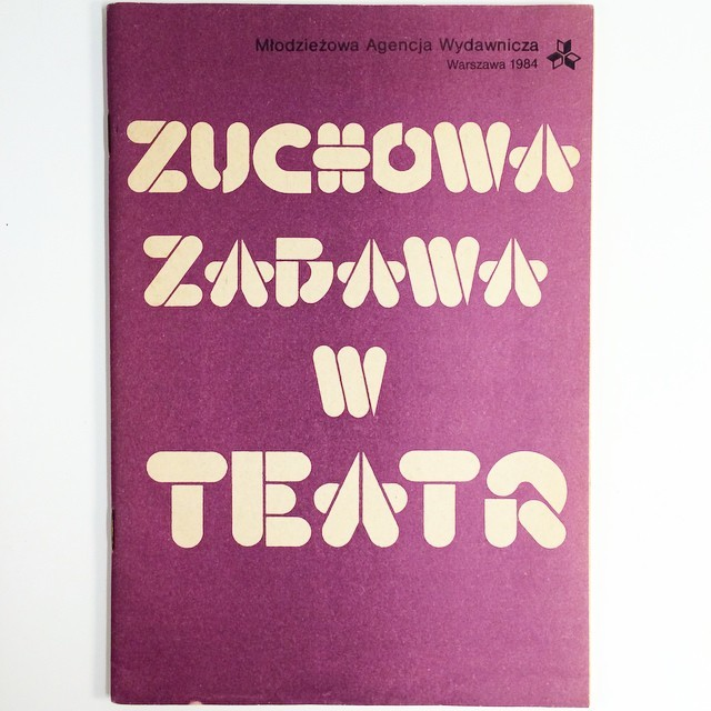 "Zuchowa zabawa w teatr (""Cubs playing theater"")"