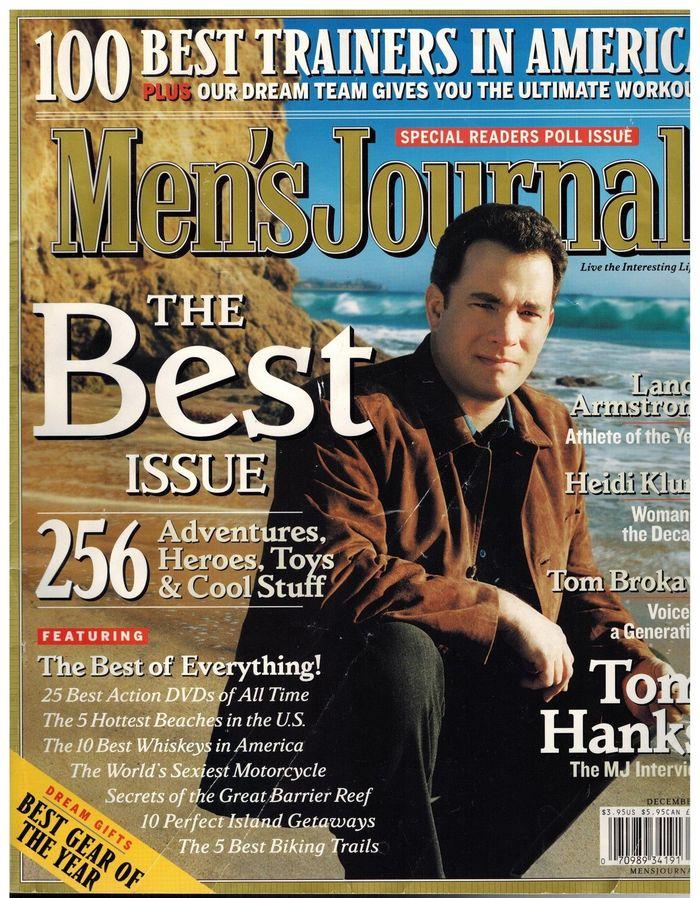 Men's Journal, Dec. 2004 2