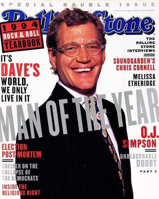 Rolling Stone, Dec. 29, 1994 2