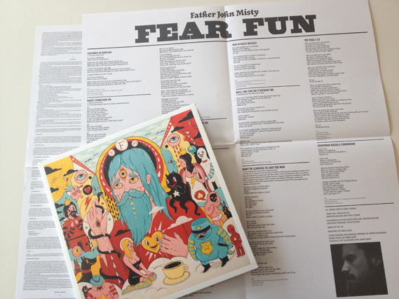 Fear Fun by Father John Misty 4