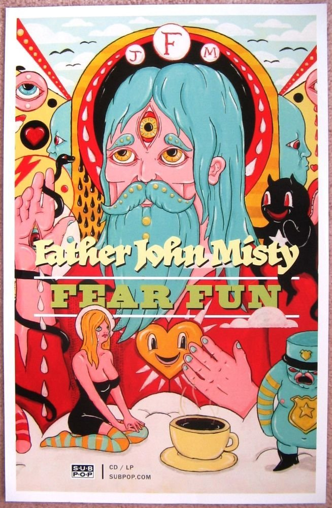 Fear Fun by Father John Misty 2