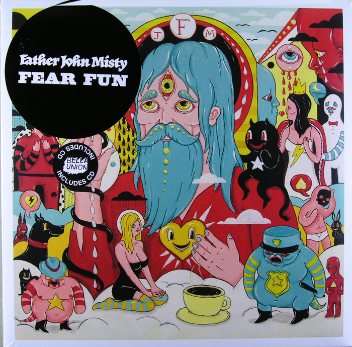 Fear Fun by Father John Misty 3