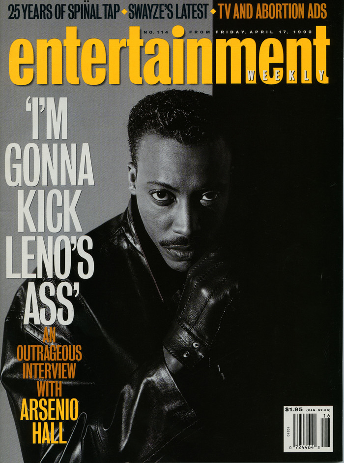 Entertainment Weekly covers, 1990–94 1