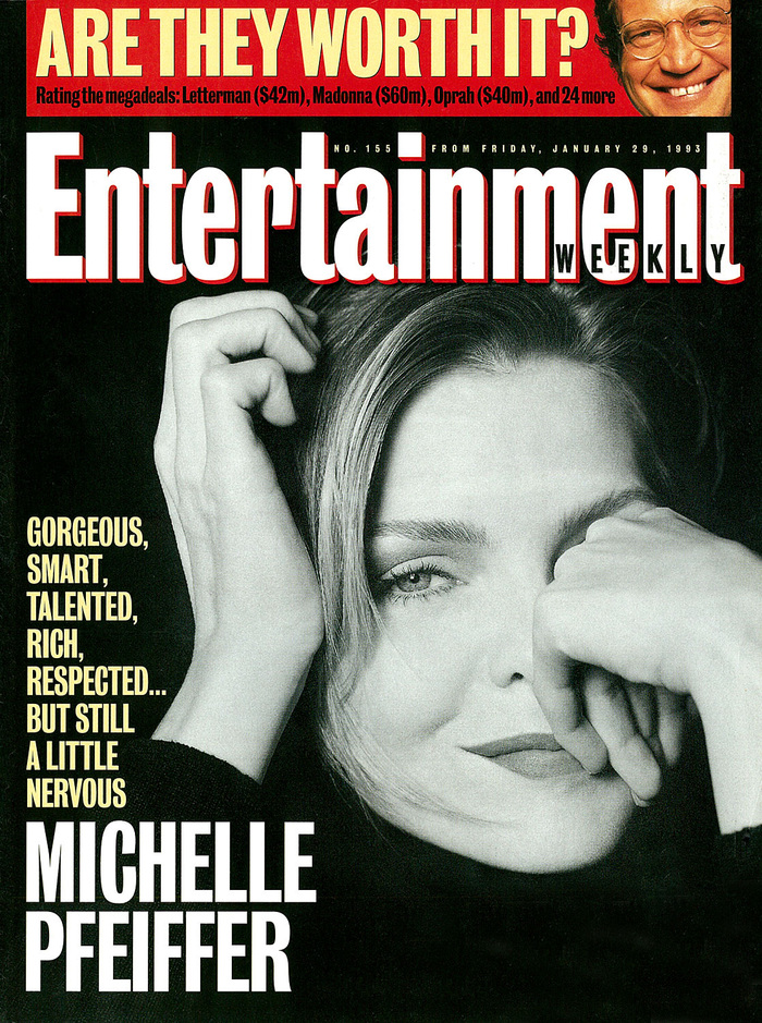 Entertainment Weekly covers, 1990–94 3