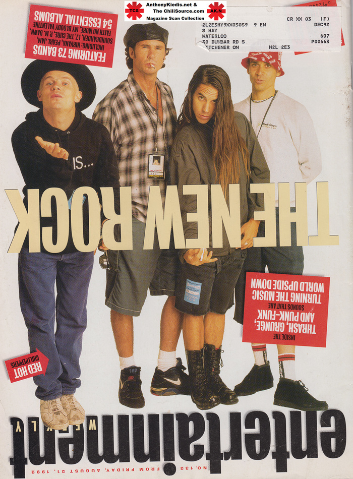 Entertainment Weekly covers, 1990–94 8