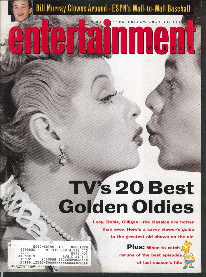 Entertainment Weekly covers, 1990–94 10