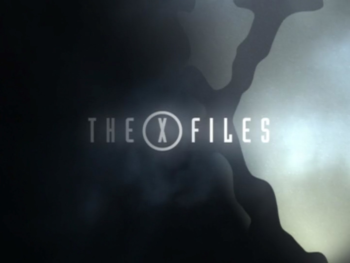 Season 8 introduced a new opening title sequence, and a new main title with softened 'X' appeared in Season 9.