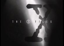 <cite>The X-Files</cite> main title