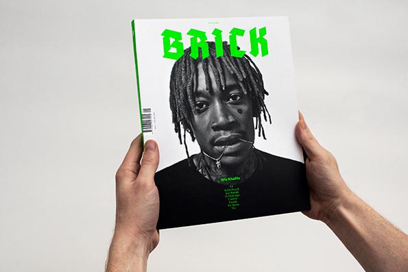 Brick magazine, issue1 2