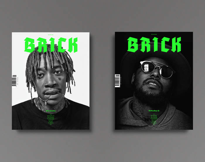 Brick magazine, issue 1 6