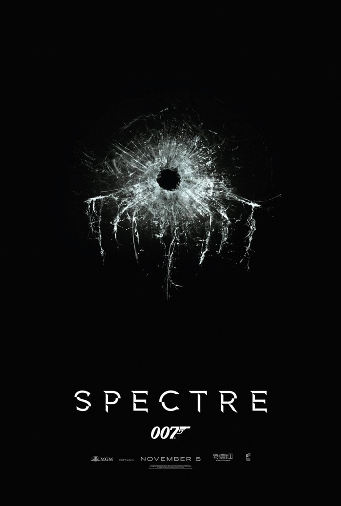 Spectre logo and teaser poster 5
