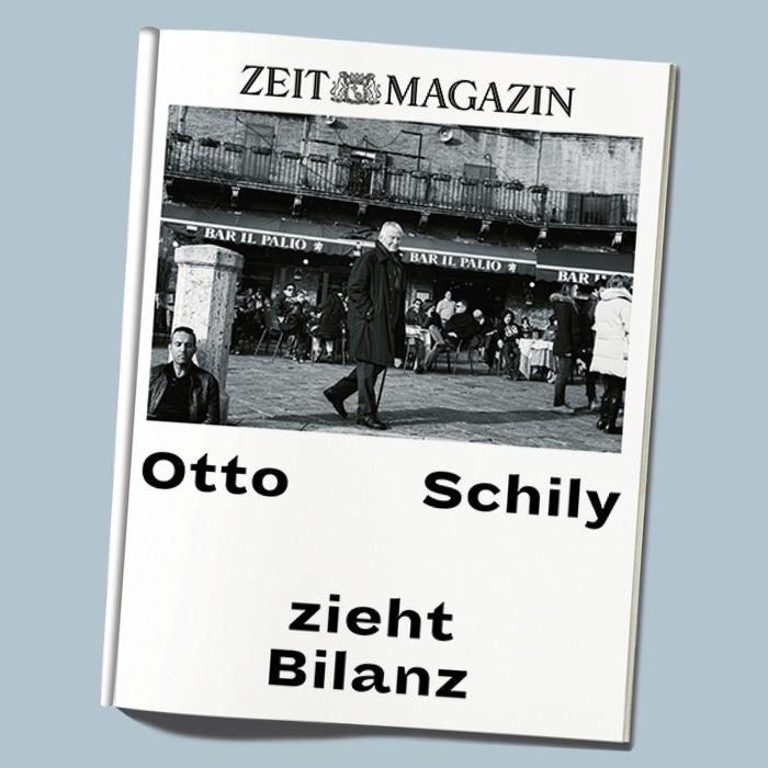 """""""Otto Schily zieht Bilanz"""""""