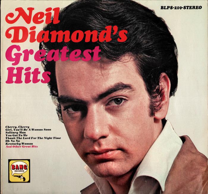 Greatest Hits by Neil Diamond
