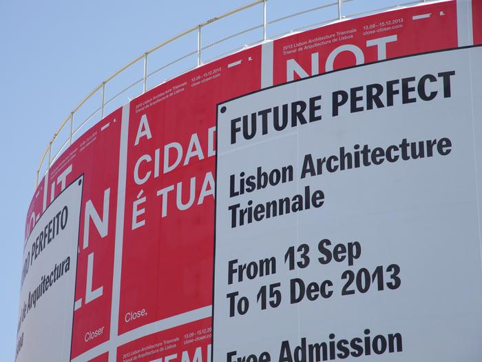 Close, Closer, Lisbon Architecture Triennale 2013 2