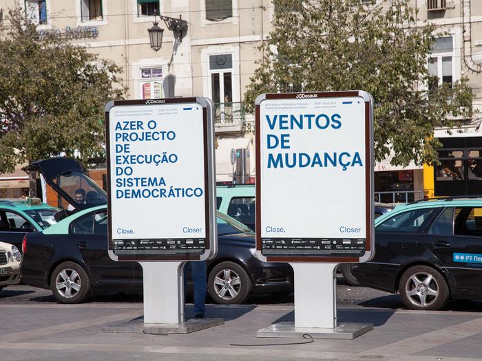 Close, Closer, Lisbon Architecture Triennale 2013 4