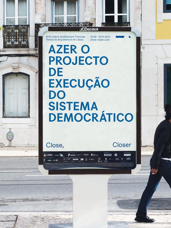 Close, Closer, Lisbon Architecture Triennale 2013 5