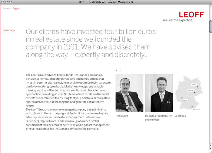 LEOFF website 2