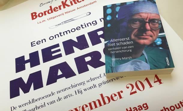 BorderKitchen Een ontmoeting met Michel Faber 2