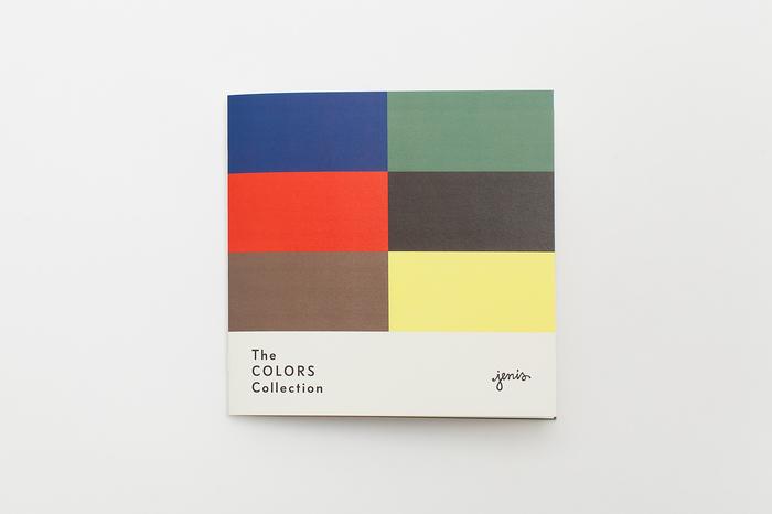 Jeni's Colors book 1
