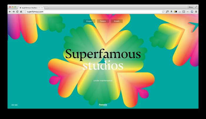 Superfamous website 2