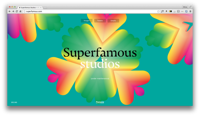 Superfamous website 2