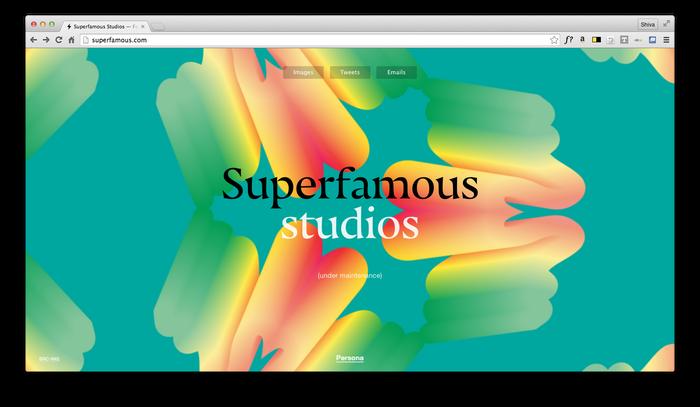Superfamous website 3