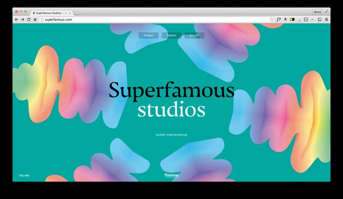Superfamous website 4