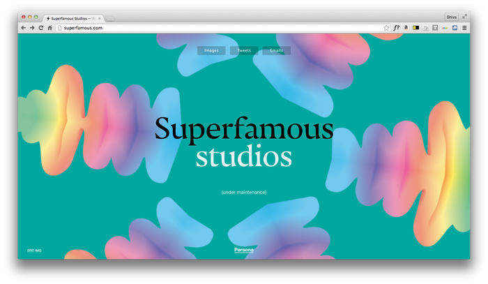 Superfamous website 4