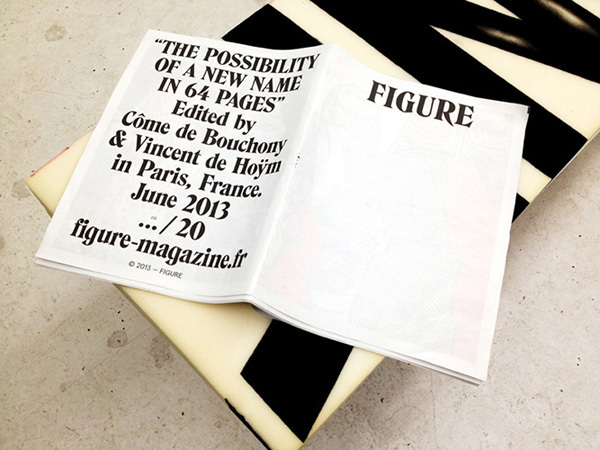FIGURE: The Possibility of a New Name in 64 Pages 3