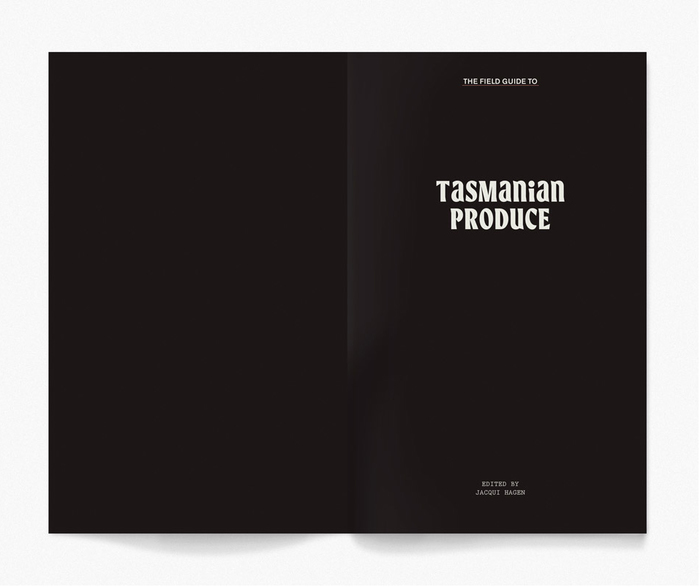 The Field Guide to Tasmanian Produce 3