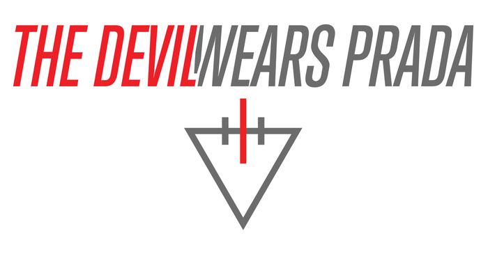 The Devil Wears Prada (band) logo 4