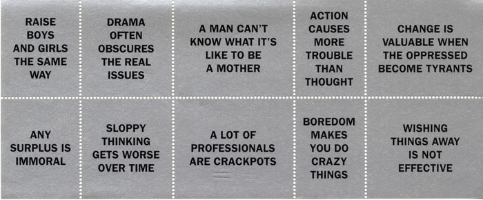Truism Stamps
