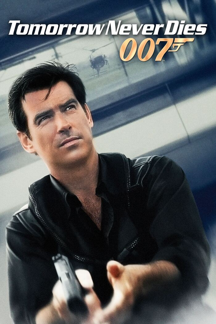 Tomorrow Never Dies film titles and marketing 1