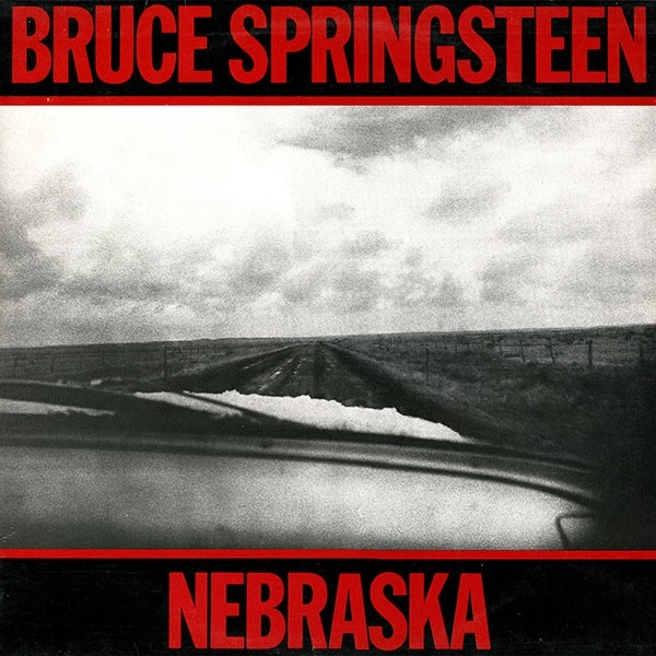 Bruce Springsteen – Nebraska album art 1