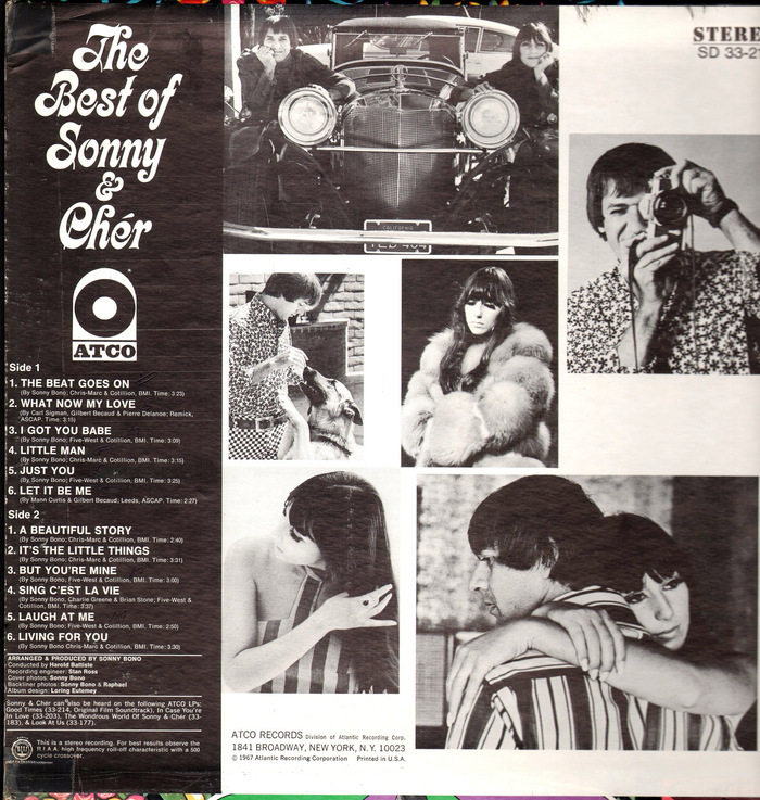 The Best Of Sonny & Cher 2